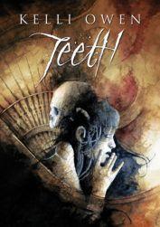 Teeth by Kelli Owen V Words, Vampire Books, Coming Of Age, Serial Killers, Mirror Image, Storytelling, Teeth, Books To Read, Novels