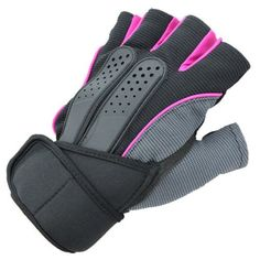 Half Finger Fitness Gloves SODIALRMen woman Sports Gym Glove for Fitness Training Exercise Body Building Workout Weight Lifting Gloves Half Finger Pink M *** Click image for more details. Crossfit Gloves, Gym Gloves, Workout Gloves, Fitness Gloves, Cycling Gloves, Nylons, Half Gloves, Cat Gym, Weight Lifting Gloves