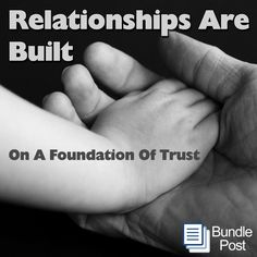 One of the things I think marketers forget about social media is that trust is a key factor in establishing, building and maintaining trust. It is the on AND offline foundation that all relationshi...