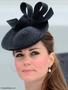 Duchess of Cambridge at the Royal Princess ship naming ceremony. Love her makeup here. June 13, 2013