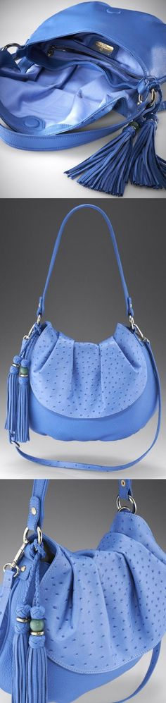 Utopia Blue Handbag Love ...Love this Color!