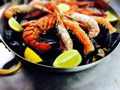 """La Padellata di mare: il piatto forte del ristorante """"Fonte del Penitente""""  di…"""