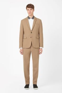 COS | Wool and cotton blazer
