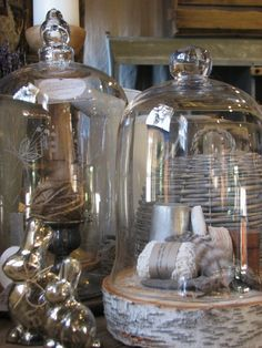 It's time to fill cloches ...