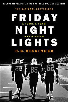 Friday Night Lights Book Cover