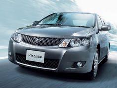 Toyota Allion (T260/265) '06.2007–06.2010