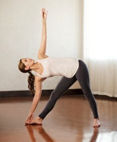 This site offers free yoga lessons! Perfect for beginners before going to the actual class.
