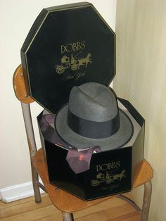 a7c2a35f2ae Dobbs Hat Box at Park Forest House Museum