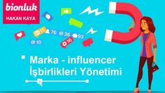 Ben, Marka İnfluencer İşbirliklerini Yönetirim   Bionluk Banner Vector, Web Banner, Flat Illustration, Digital Marketing, Advertising, Letters, Youtube, Download Digital, Poster Templates
