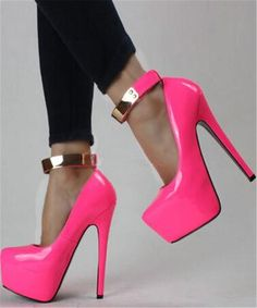 c3c080f278d5 34 Best Pink High Heels Shoes - High Street Whistles images in 2019