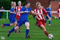 Brogan stretching the Crewe defence
