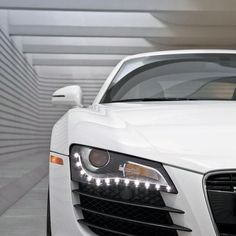 My next car Audi S5 white with black rims! So hot! Look at the eyes on that car