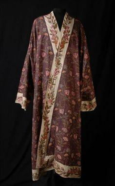 Banyan ? India datering1700 - 1800 Museum Rotterdam 65851