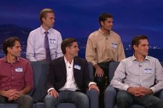 Romney Boys on Conan