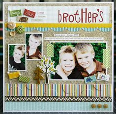 Laura Vegas LO.  Brothers *NEW BELLA BLVD* - Two Peas in a Bucket