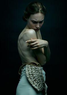 © Errikos Andreou 2010. Model: Basia @ IMG