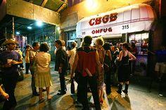 CBGB Returns as Festival