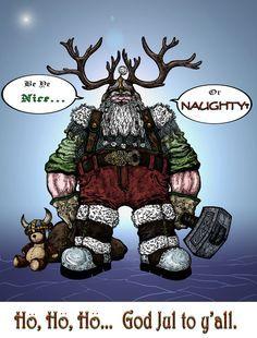 Naughty Or Nice Photo Christmas Cards