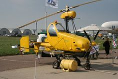 odd aircraft | Strange looking gyrocopter - with the name 'Adel' on the side.