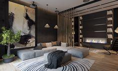 Интерьер частного дома для молодой пары в г. Краснодар от студии Room - ALNO. Современные кухни: дизайн и эргономика   PINWIN - конкурсы для архитекторов, дизайнеров, декораторов
