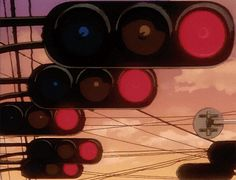 Badass Aesthetic, Peach Aesthetic, Film Aesthetic, Aesthetic Grunge, Aesthetic Anime, Old Anime, Anime Art, Gifs, Episode Backgrounds