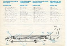 Boeing 720, Olympics, Boarding Pass, Aircraft, Airplanes, Trains, Boats, Greece, Hollywood
