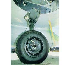 Messerschmitt Me 262A wheelwell