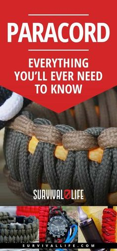 Paracord | Paracord: Everything You'll Ever Need to Know