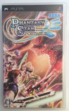 ‪#PSP‬ Japanese :  Phantasy Star Portable ULJM-05309 http://www.japanstuff.biz/ CLICK THE FOLLOWING LINK TO BUY IT http://www.delcampe.net/page/item/id,0363158797,language,E.html