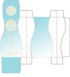 1000 images about printables bits d h on pinterest for Cologne box template