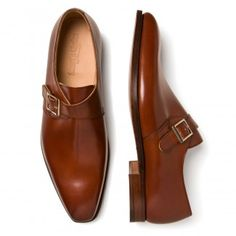 71acefb9ad5423 Earl Monk Strap Gentleman Shoes