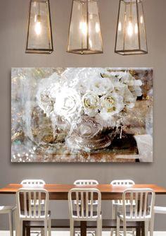 ideeli | OLIVER GAL 'Serving Roses' Canvas Art