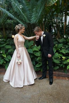 Prom Pose Wedding Pose Ballgown dress bouquet tuxedo picture pose couples pose Prom Pictures, Picture Ideas, Dallas
