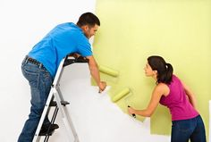 How to Paint a Room Step by Step