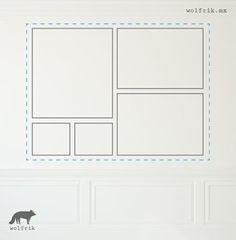 Tips y trucos para colgar cuadros, arte