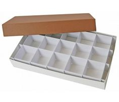 Collection display box, 15 compartments $7.20