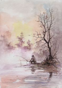 3729 best Watercolor Landscape Paintings images on . Watercolor Landscape, Landscape Art, Landscape Paintings, Watercolor Art, Landscapes, Watercolour Paintings, Landscape Drawings, Landscape Pictures, Watercolor Techniques