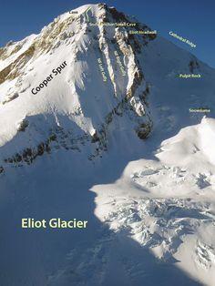 Mt. Hood North Face