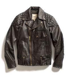 Todd Snyder Moto Jacket.