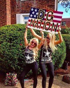 Delta Gamma Army Themed Bid Day