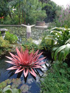 I Tuffatori di Mariano Fuga - Heller Garden - Gardone - Lago di Garda
