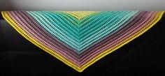 Trojcípý šátek zelený podzim Blanket, Crochet, Ganchillo, Blankets, Cover, Crocheting, Comforters, Knits, Chrochet