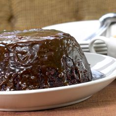 Sticky Toffee Pudding »
