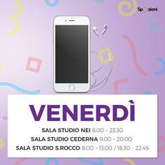 Il venerdì è una settimana che ce lha fatta. Vieni a celebrarlo nelle nostre sale studio a #Monza! Per avere altre informazioni vai sul nostro sito http://ift.tt/2lVt2Vw ! #SpazieAzioni #WorkInProgress #sedici35