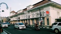 Bandung City, Lock Screen Wallpaper Iphone, Yogyakarta, City Life, Film Photography, Overlay, Cities, Street View, Van