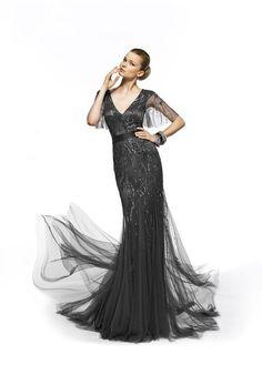 Pronovias: fotos vestidos de fiesta 2013