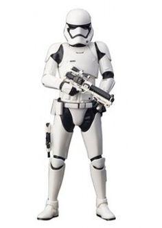 Star Wars Episode VII statuette ARTFX+ First Order Stormtrooper Kotobukiya - France Figurines Star Wars Planets, Star Wars 7, Star Wars Collection, Obi Wan, Costume Star Wars, Kotobukiya Star Wars, Comic Shop, Storm Trooper Costume, Star Wars Figurines