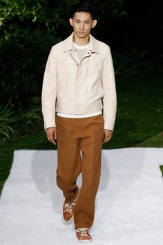 Berluti Spring 2015 Menswear Collection Slideshow on Style.com