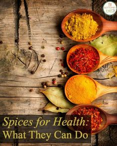 Information on spices and your metabolism. Healthy foods and ideas for your busy life.