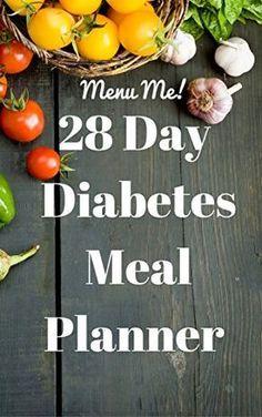 28 Day Diabetes Diet Meal Planner- Menu Me!: Lower Carb M... https://www.amazon.com/dp/B00RNFSV56/ref=cm_sw_r_pi_dp_x_iGbcybVNGBYFK